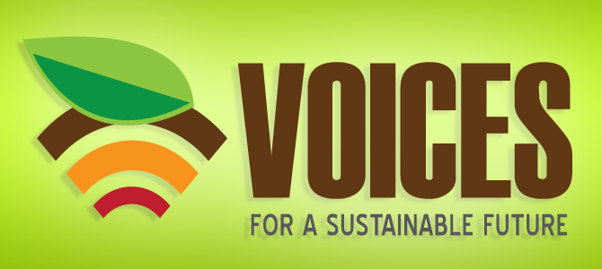 Voices for a Sustainable Future